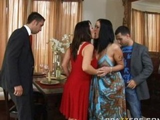 Groupsex Hardcore MILF Swingers