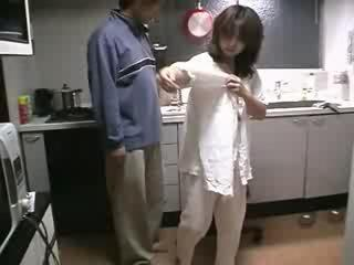 Asian Girlfriend Japanese Kitchen Teen