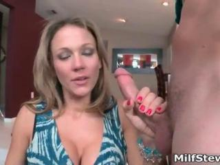 """Sexy blonde babes get horny sucking"""" class=""""th-mov"""