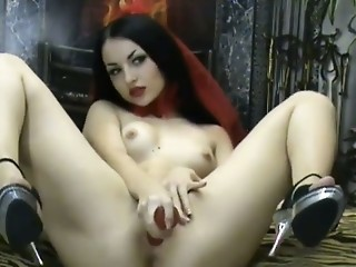 Snow White in action