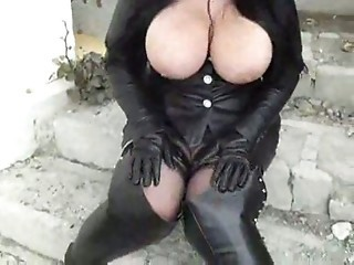 Amateur BBW Big Tits Fetish Natural Outdoor