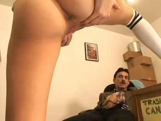 Ass Close up Daddy Old and Young Teen