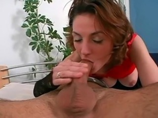 Insatiable bitch anal destroyed then blindfolded with gauze
