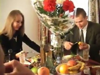 Amateur Drunk Party Russian Teen