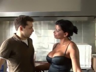 Big Tits European Italian MILF Mom Old and Young