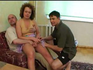 Amateur Gangbang MILF Old and Young