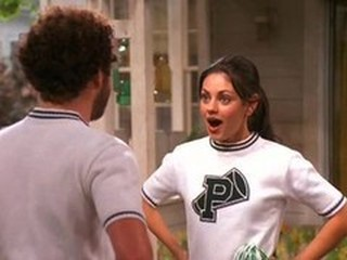 Mila Kunis That 70s Show Cheerleader compilation