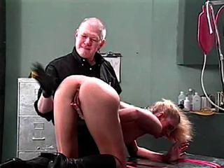 Ass Old and Young Spanking