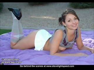 Babe Cute Outdoor Teen