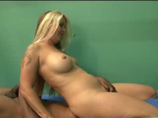 horny hairy blondie fucked in prison