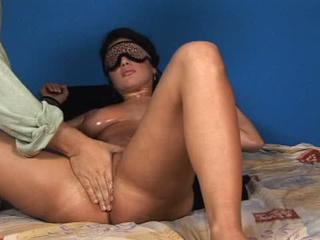 Gina D. has big tits and gets fucked