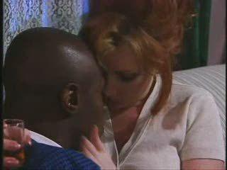 Interracial Kissing - White Women And Black Men