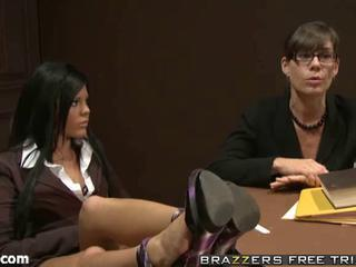 Madison Parker - Punishment From The Judge - Part 1