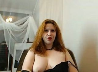 Amateur Chubby Mature Redhead SaggyTits