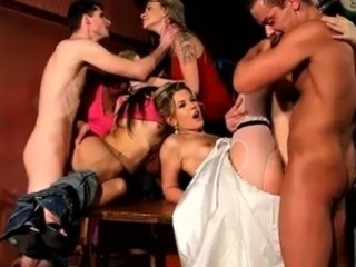 Babe Clothed Groupsex Hardcore Orgy