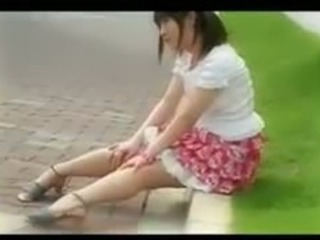 Asian Japanese Public Teen