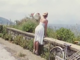 Ass MILF Outdoor Vintage