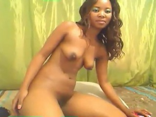 Ebony Teen Webcam
