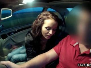 Car Handjob  Teen