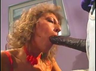 Big cock Blowjob Interracial Mature Vintage