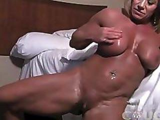 Li%27l Doll Fingers Her Big Clit