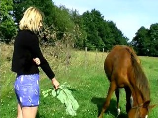 Blonde Farm Outdoor Teen