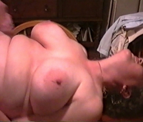 Amateur BBW Cuckold Hardcore Kitchen Mature SaggyTits Wife