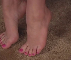 Ancilla Tila Foot Tease