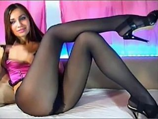 Cute Legs Pantyhose Teen Webcam