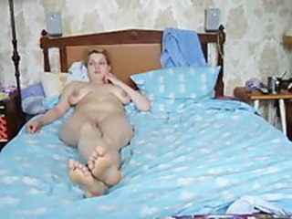 Amateur Chubby Homemade Russian SaggyTits Wife