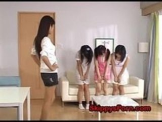 Little japanese girls revenge non-nude