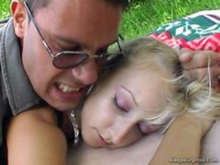 Doggystyle Outdoor Sleeping Teen