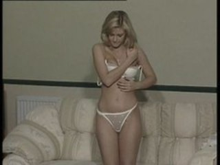 "1100-1 Klara strips and gets spanked"" target=""_blank"