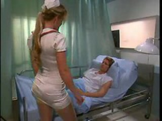 """Babe nurse in stockings fuck patient when doctor is o..."""" target=""""_blank"""