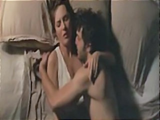 Brunette Celebrity Louise Bourgoin In Nude Sex Scenes From The Movie H...