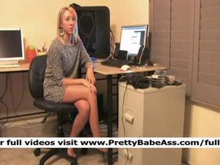 Amazing Office Secretary Teen