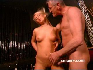 Daddy Old and Young Slave Teen