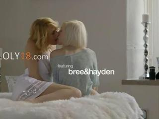 Swedish blond lesbians make true love Sex Tubes