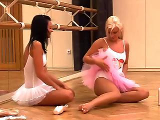 Two Slim Ballerina Playing With Dildos?s=9