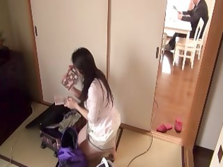 Asian Japanese MILF Mom