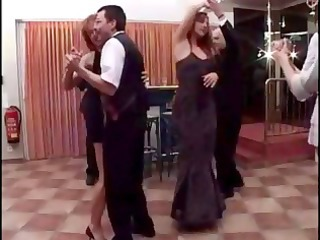 Dancing MILF Party