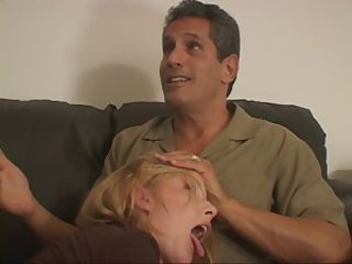 Babysitter Blowjob Old and Young