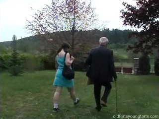Grandpa Vs Martina