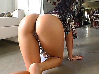 Amazing Ass Latina MILF