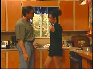 dee sex in the kitchen