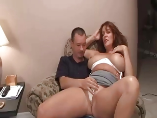 MILF 178 - Son's Massage Goes Into the bargain Far