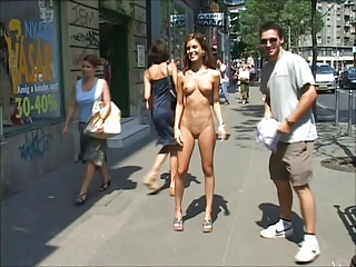 Nudist Outdoor Public Teen