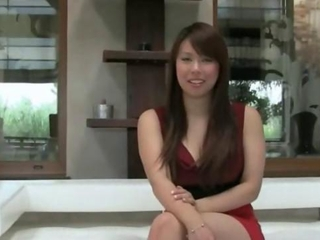 Asian Babe Casting Cute