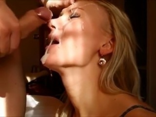 Amateur wifes facial