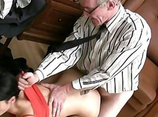 Daddy Doggystyle Hardcore Old and Young Teacher Teen